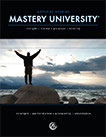 Download the Mastery University brochure here!