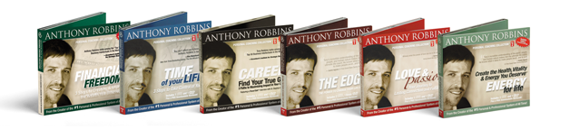 Anthony robbins personal power ii 30th anniversary edition quotes