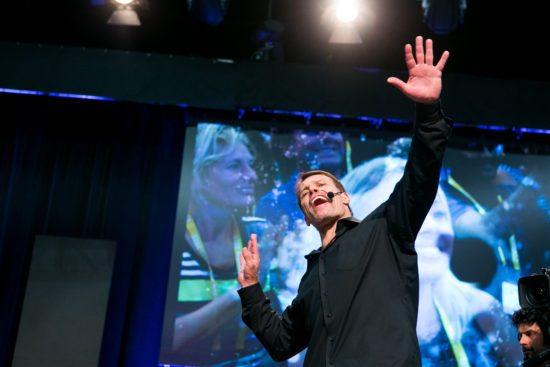 Tony Robbins at UPW Los Angeles