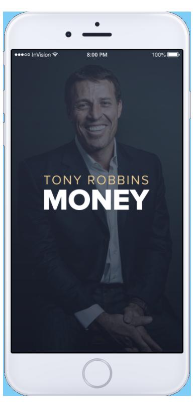 Tony Robbins Money App