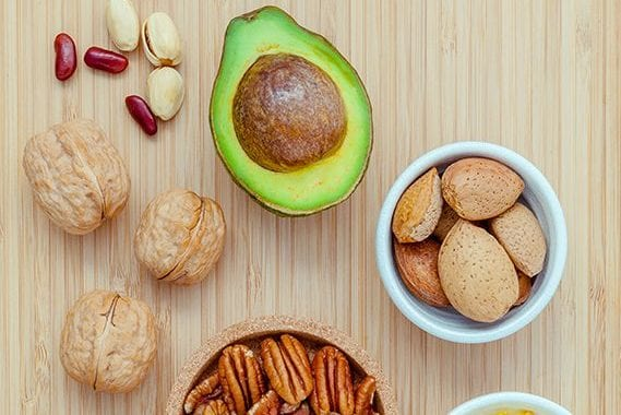 food for a healthy mind and body