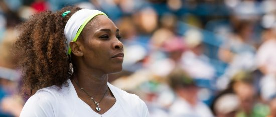 life coach picture of Serena Williams
