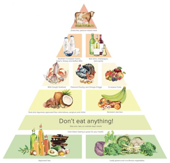 diets that work health food pyramid