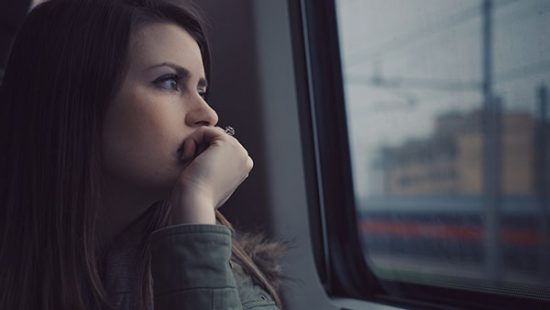do i need a life coach girl staring out window