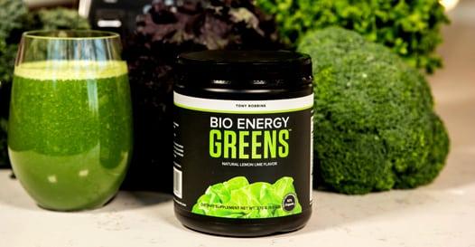 green energy drink supplement