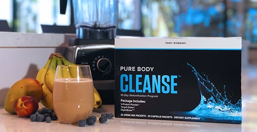body detox supplement powder
