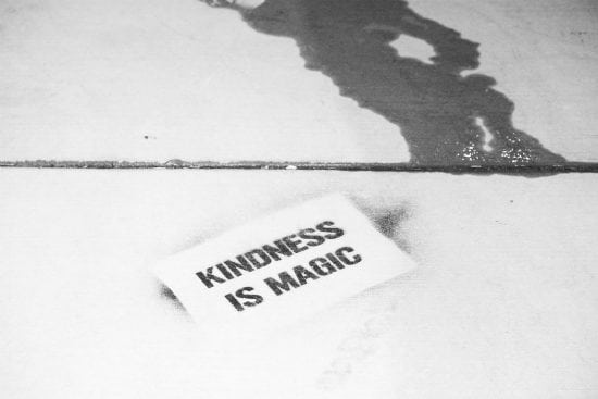 kindness is magic quote