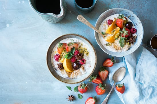 healthy diet to help teen stress