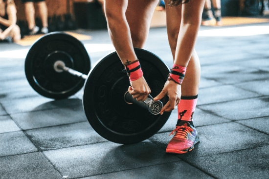 fitness self-improvement plan