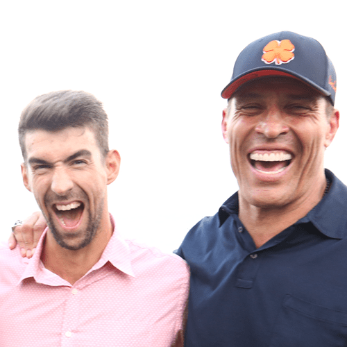 Michael Phelps Interview