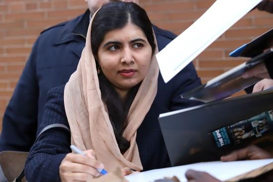 Malala Yousafzai inspirational speakers