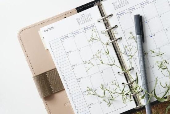 make a behavior plan to lose weight naturally