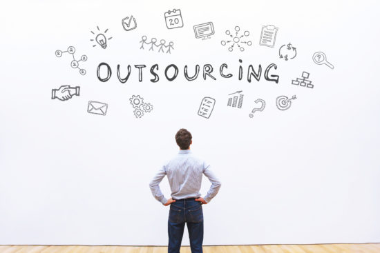 learn outsourcing to create more time