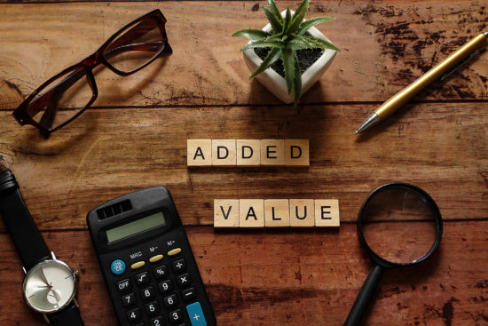 add value to grow your business
